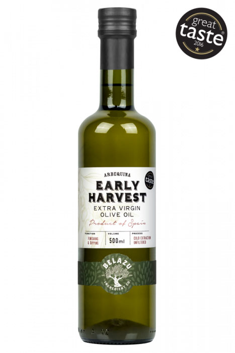 Early Harvest Arbequina Extra Virgin Olive Oil