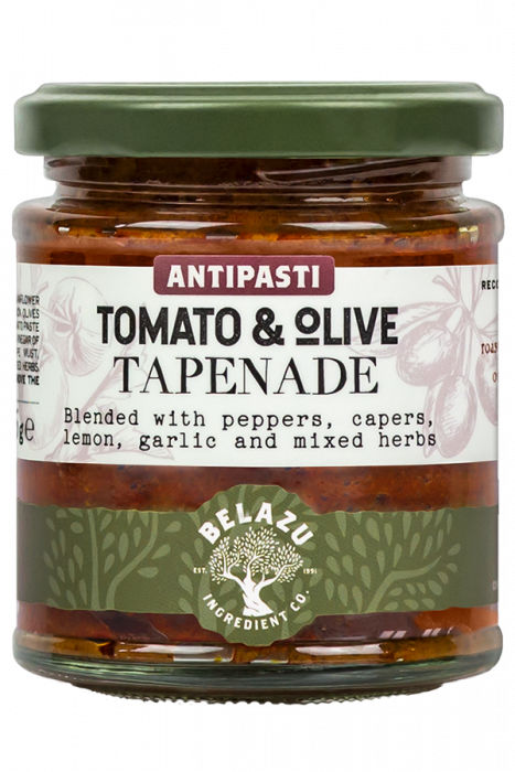 Tomato and Olive Tapenade