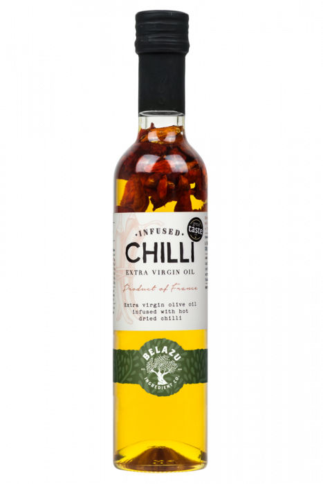 Infused Chilli Oil