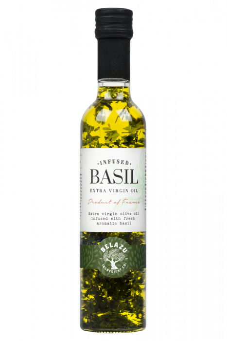Infused Basil Oil