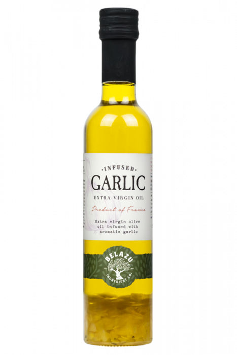 Infused Garlic Oil
