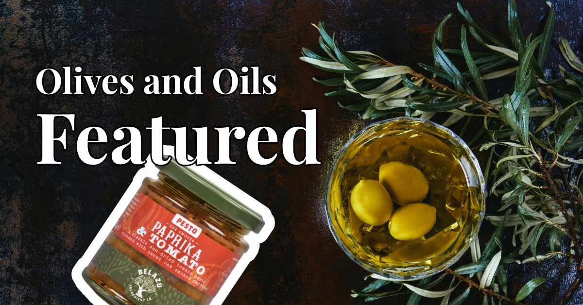 Olives and Oils Featured Item